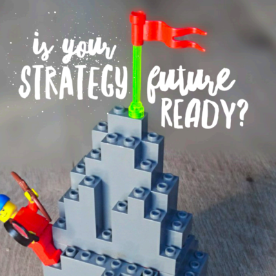 Agile Strategy with Lego® Serious Play®
